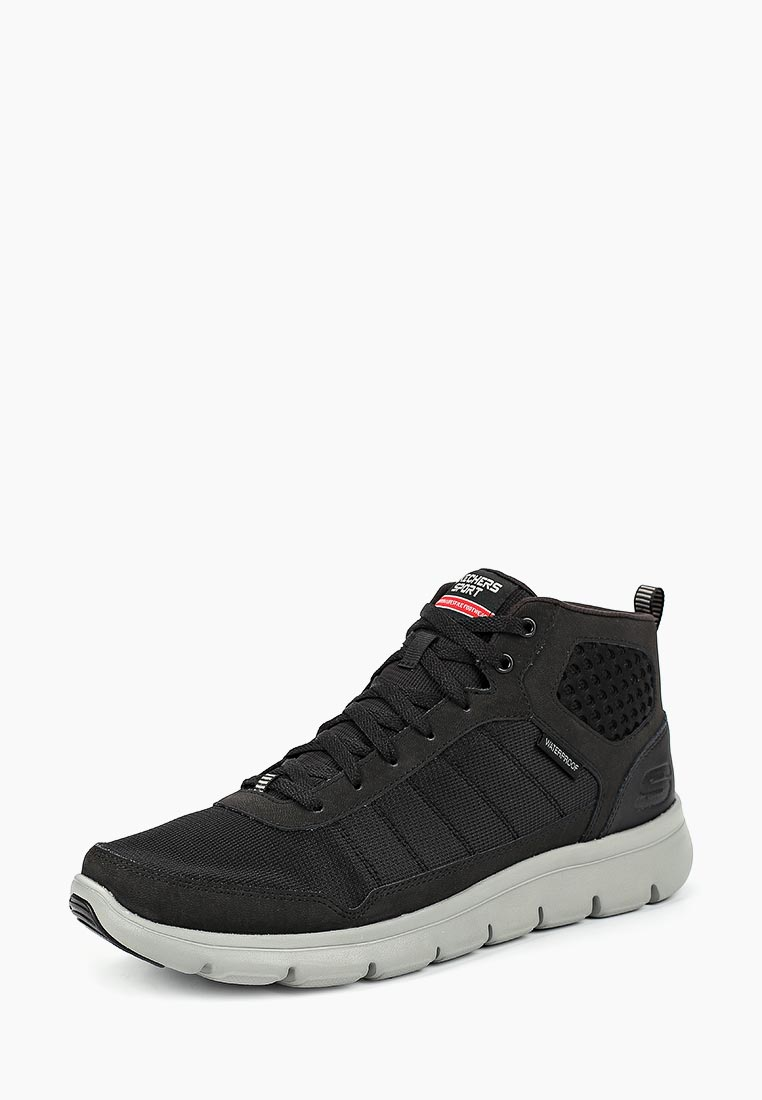 Купить Кроссовки Skechers - цвет: черный, Вьетнам, SK261AMCPUC4