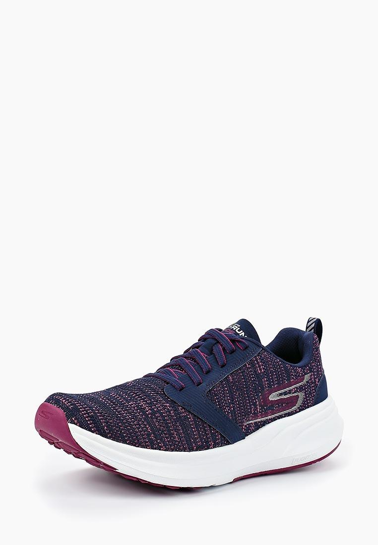 Купить Кроссовки Skechers - цвет: фиолетовый, Китай, SK261AWAUFB0