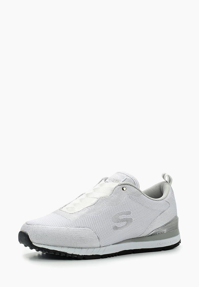 Кроссовки Skechers - цвет: белый, Китай, SK261AWAUFG4  - купить со скидкой