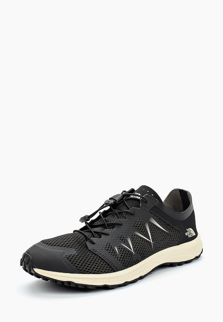 Кроссовки The North Face - цвет: черный, Вьетнам, TH016AMANWD6  - купить со скидкой