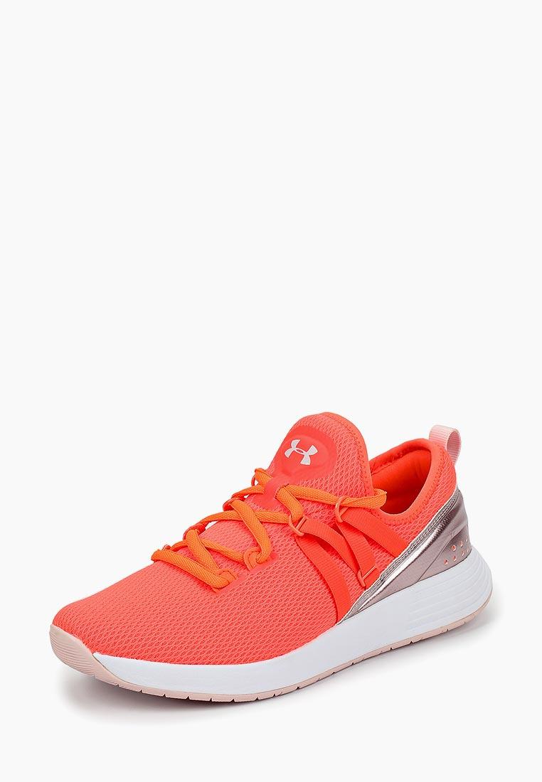 Кроссовки Under Armour - цвет: коралловый, Китай, UN001AWBVHH9  - купить со скидкой