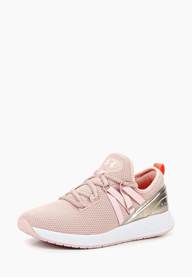 Купить Кроссовки Under Armour - цвет: розовый, Китай, UN001AWBVHI0