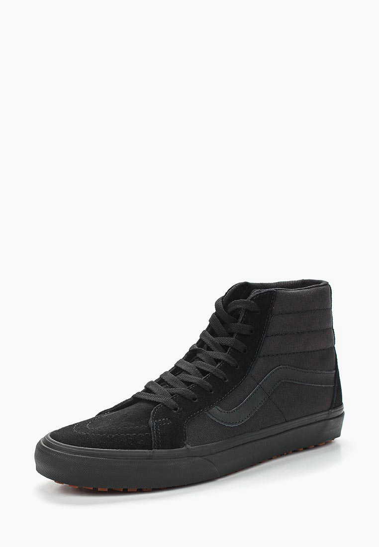 Купить Кеды Vans - цвет: черный, Вьетнам, VA984AMAJYC3