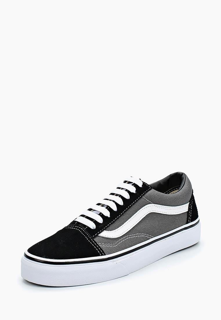 Купить Кеды Vans - цвет: серый, Китай, VA984AUAJYJ2