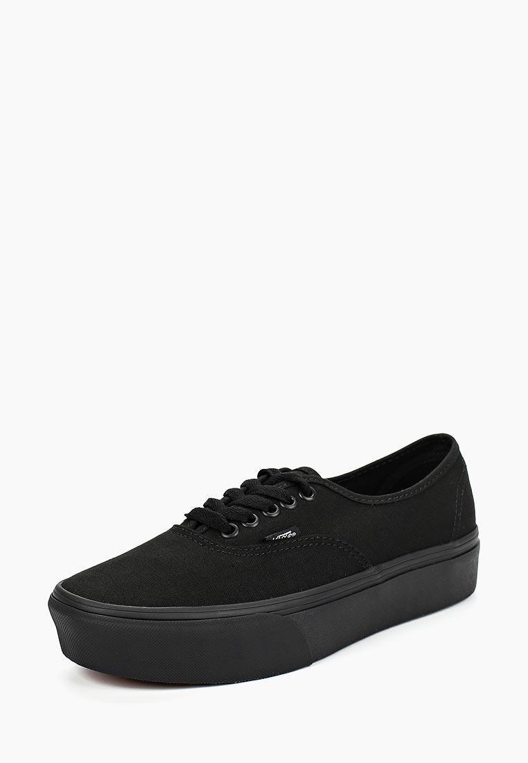 Купить Кеды Vans - цвет: черный, Вьетнам, VA984AUDHUB6