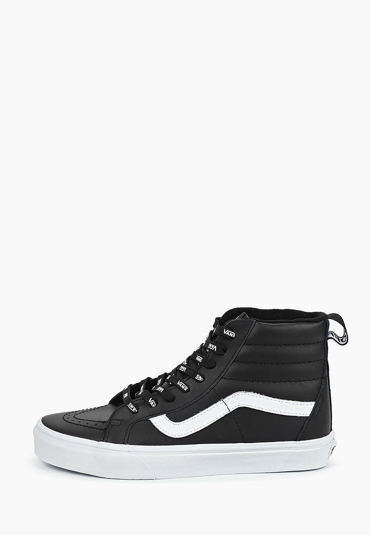Купить Кеды Vans - цвет: черный, Вьетнам, VA984AUDVWY3