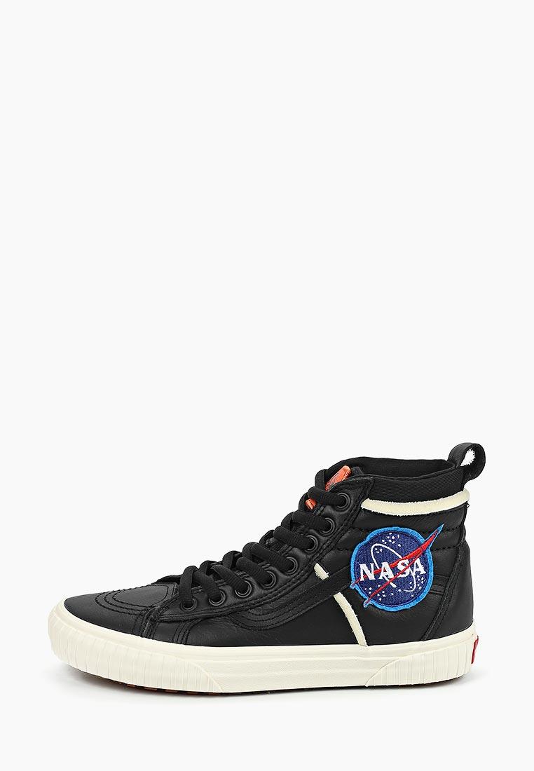 Купить Кеды Vans - цвет: черный, Вьетнам, VA984AUDVXA4