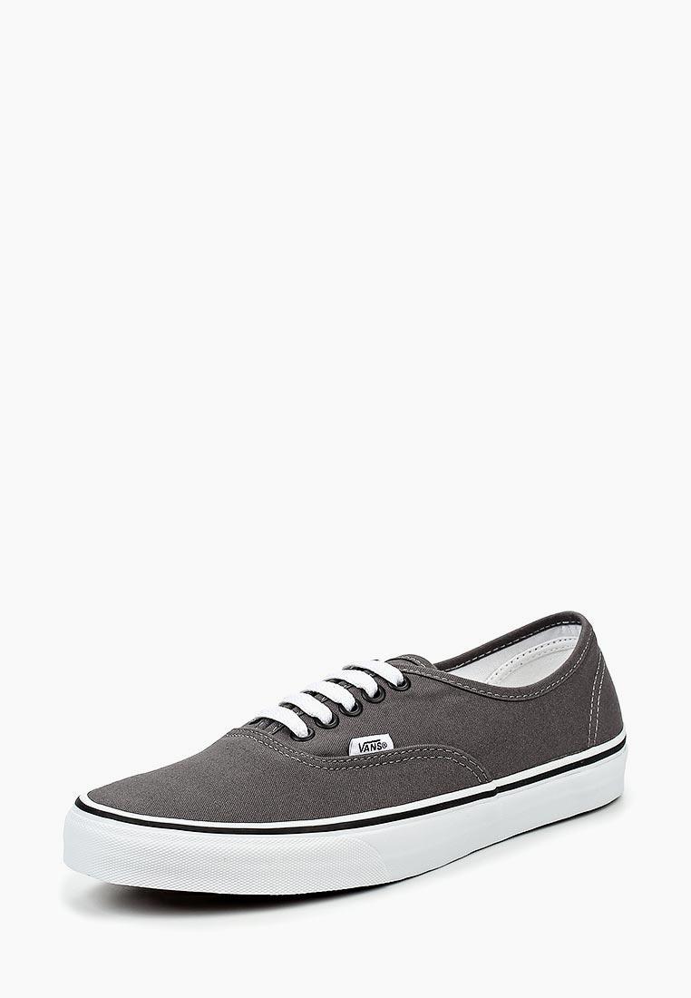 Купить Кеды Vans - цвет: серый, Китай, VA984AURCV41