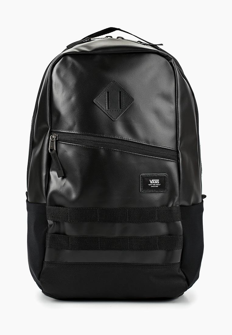 Купить Рюкзак Vans - цвет: черный, Индонезия, VA984BMCAHU8