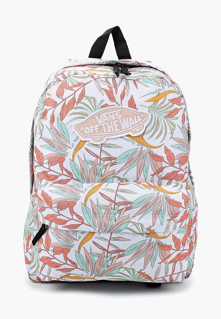 Рюкзак Vans - цвет: белый, Камбоджа, VA984BWAJWU2  - купить со скидкой