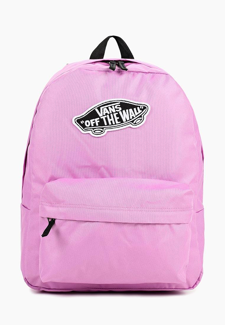 Купить Рюкзак Vans - цвет: фиолетовый, Камбоджа, VA984BWDGVW7