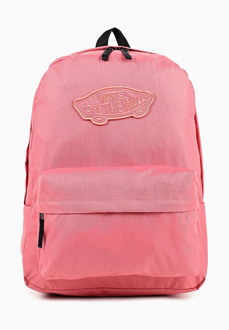 Купить Рюкзак Vans - цвет: розовый, Камбоджа, VA984BWDGVX0