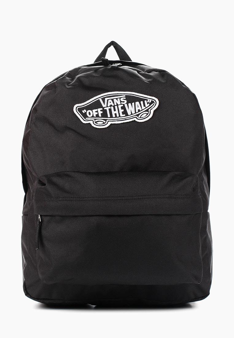 Рюкзак Vans - цвет: черный, Камбоджа, VA984BWVZR48  - купить со скидкой