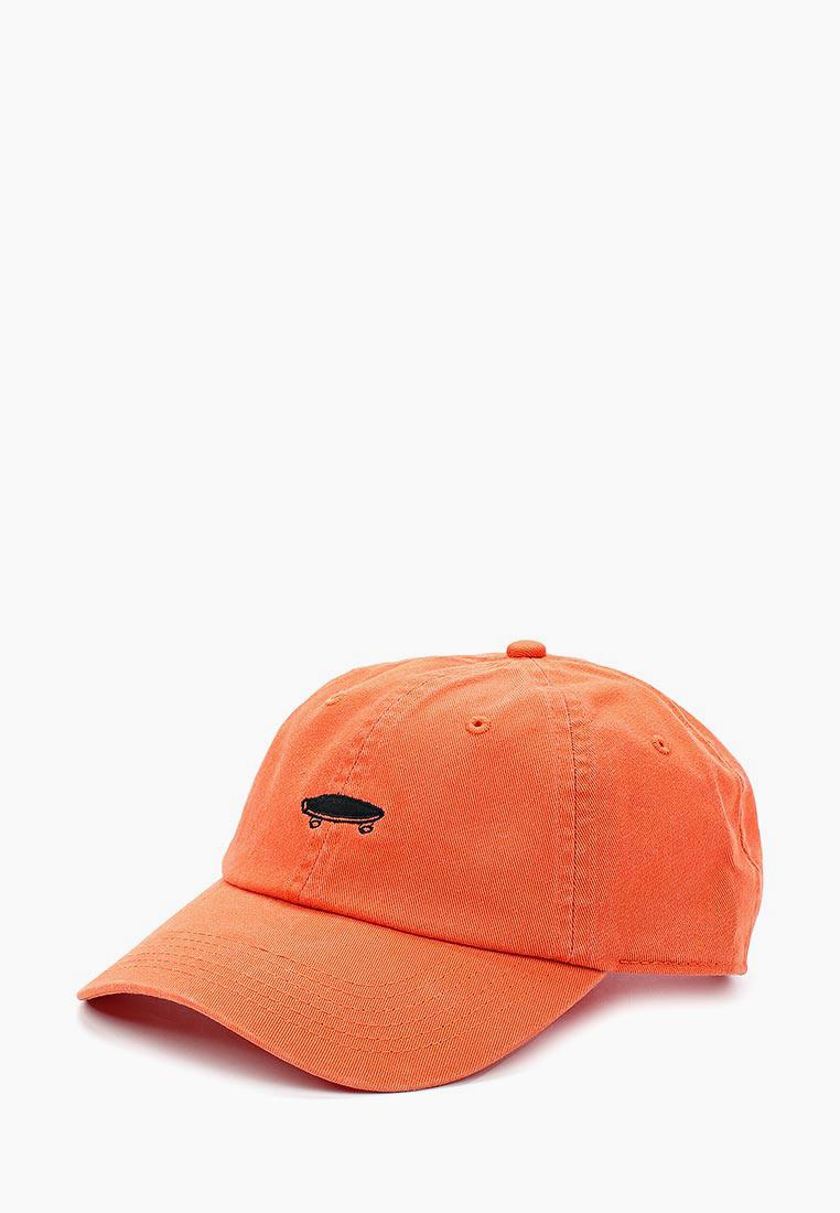 Купить Бейсболка Vans - цвет: оранжевый, Китай, VA984CWAJWW5