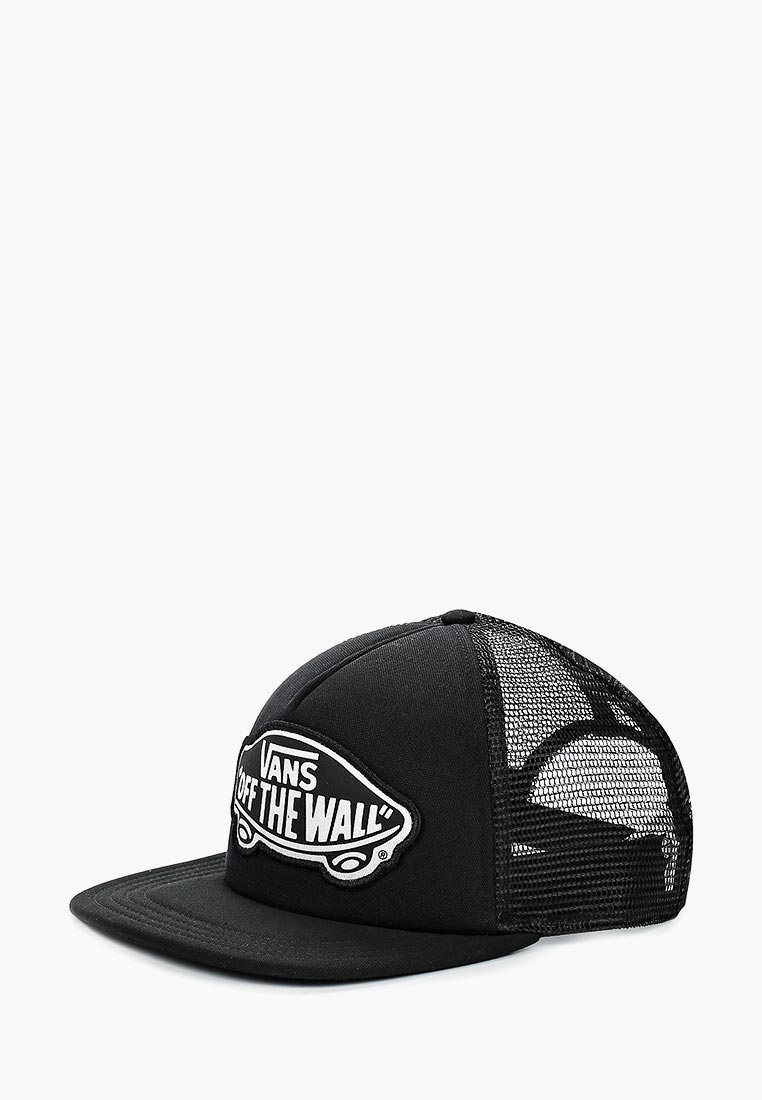 Купить Бейсболка Vans - цвет: черный, Китай, VA984CWRCP83