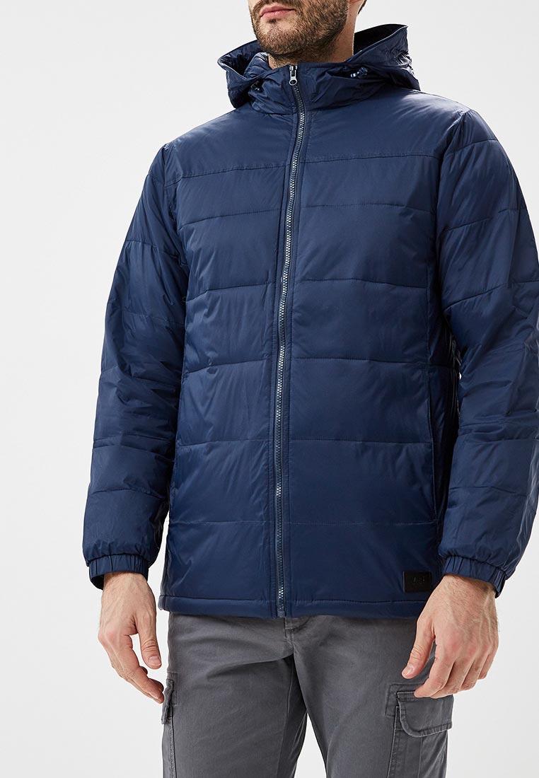 Куртка утепленная Vans - цвет: синий, Китай, VA984EMCAJZ3  - купить со скидкой