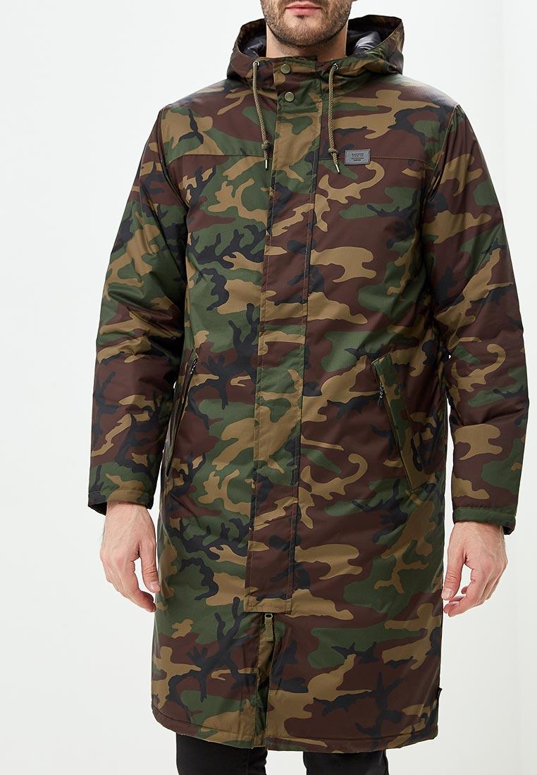 Купить Куртка утепленная Vans - цвет: хаки, Вьетнам, VA984EMCAKC8