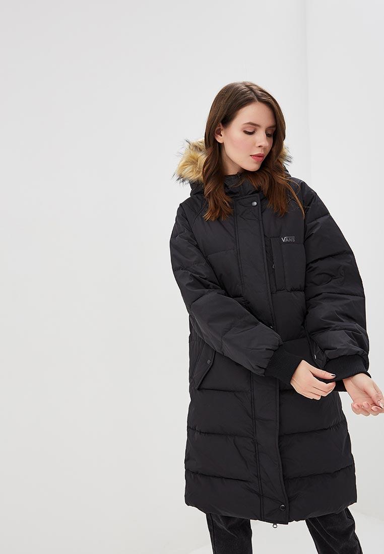 Купить Куртка утепленная Vans - цвет: черный, Китай, VA984EWCAKT3