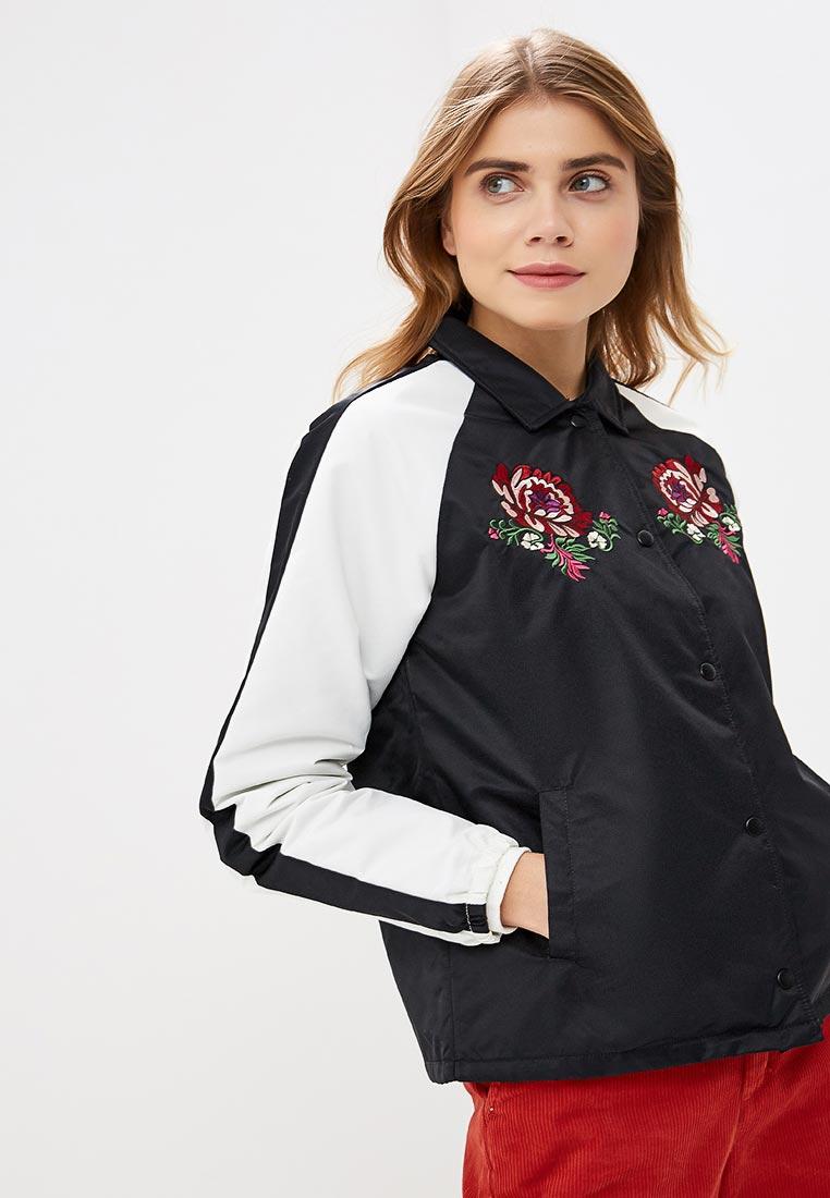 Купить Куртка утепленная Vans - цвет: черный, Китай, VA984EWCAKT6