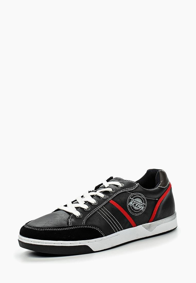 Купить Кеды Zenden Active - цвет: черный, Китай, ZE008AMKOH35