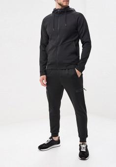 36b28f65 Костюм спортивный, Aarhon, цвет: черный. Артикул: AA002EMFHIY6. Одежда /  Спортивные