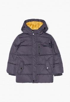 Куртка утепленная, Acoola, цвет  серый. Артикул  AC008EBDAGB4. Мальчикам    Одежда 9f065b07a9d