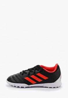 1ad36613 Шиповки, adidas, цвет: черный. Артикул: AD002ABFKOB4. Мальчикам / Спорт /