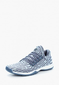 5d8f11a2a254 Кроссовки, adidas, цвет  голубой. Артикул  AD002AMBNJW9. Спорт   Баскетбол