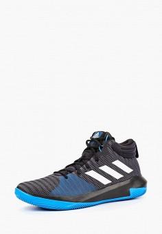 c03ed9a91394 Кроссовки, adidas, цвет  серый. Артикул  AD002AMCDJD0. Спорт   Баскетбол