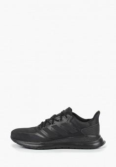d35cdc44 Кроссовки, adidas, цвет: черный. Артикул: AD002AMEEFV2. Спорт / Бег /