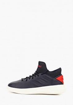 a397f59d Кроссовки, adidas, цвет: синий. Артикул: AD002AMEEFV4. Обувь / Кроссовки и