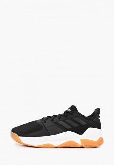 Кроссовки, adidas, цвет  черный. Артикул  AD002AMEEGC9. Обувь   Кроссовки и 3965808ece0