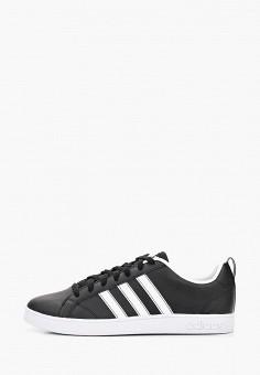 1d7eef31 Кеды, adidas, цвет: черный. Артикул: AD002AMEEGF1. Обувь / Кроссовки и