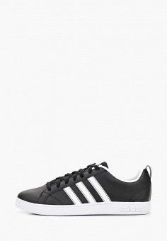 0180e675c Кеды, adidas, цвет: черный. Артикул: AD002AMEEGF1. Обувь
