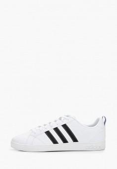 6054347bb Кеды, adidas, цвет: белый. Артикул: AD002AMEEGF3. Обувь