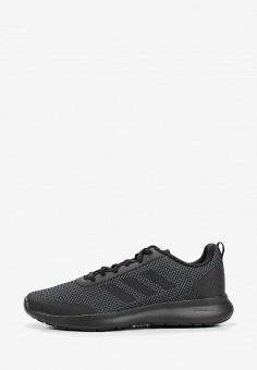 81797ef3 Кроссовки, adidas, цвет: черный. Артикул: AD002AMEGRJ4. Обувь / Кроссовки и