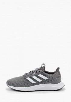 2daea489 Кроссовки, adidas, цвет: серый. Артикул: AD002AMFKBQ5. Обувь / Кроссовки и