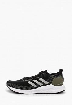 6731371a Кроссовки, adidas, цвет: черный. Артикул: AD002AMFKBT3. Обувь / Кроссовки и