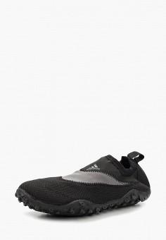 Слипоны, adidas, цвет  черный. Артикул  AD002AUALVZ5. Спорт   Все спортивные ca1d447a889