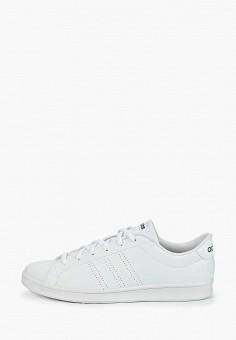 bae202d6 Кеды, adidas, цвет: белый. Артикул: AD002AWEEGI1. Обувь / Кроссовки и