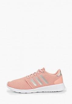 eb609812 Кроссовки, adidas, цвет: розовый. Артикул: AD002AWEGRL7. Обувь