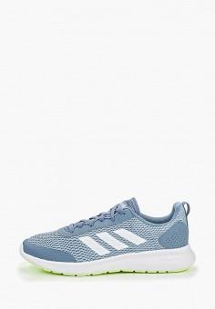 34e5648517615a Кроссовки, adidas, цвет: голубой. Артикул: AD002AWEGRL9. Обувь / Кроссовки и