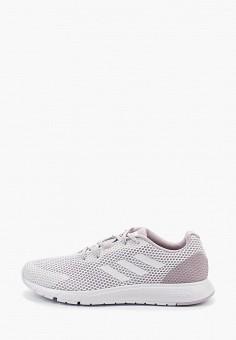 02a84687 Кроссовки, adidas, цвет: белый. Артикул: AD002AWFKCD5. Обувь / Кроссовки и