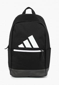 e4568f23442d Рюкзак, adidas, цвет: черный. Артикул: AD002BKEEBQ1. Девочкам / Аксессуары /