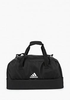 871b4bcb Сумка спортивная, adidas, цвет: черный. Артикул: AD002BUEEDG7. Аксессуары /  Сумки