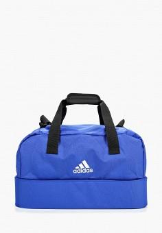 165a8753060e Сумка спортивная, adidas, цвет: синий. Артикул: AD002BUEEDI5. Аксессуары /  Сумки