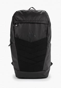 d4449f73ed8e Рюкзак, adidas, цвет: черный. Артикул: AD002BUFKNN4. Спорт / Футбол /