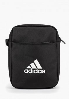 0b7e927a5ed4f Сумка, adidas, цвет: черный. Артикул: AD002BUFKNP4. Аксессуары / Сумки /