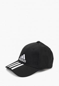 21faed3d7e3c6 Бейсболка, adidas, цвет: черный. Артикул: AD002CUEECY6. Аксессуары /  Головные уборы