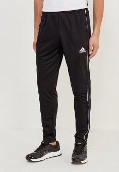 Брюки спортивные, adidas, цвет  черный. Артикул  AD002EMAMAU0. Одежда    Брюки 2dfcd742227